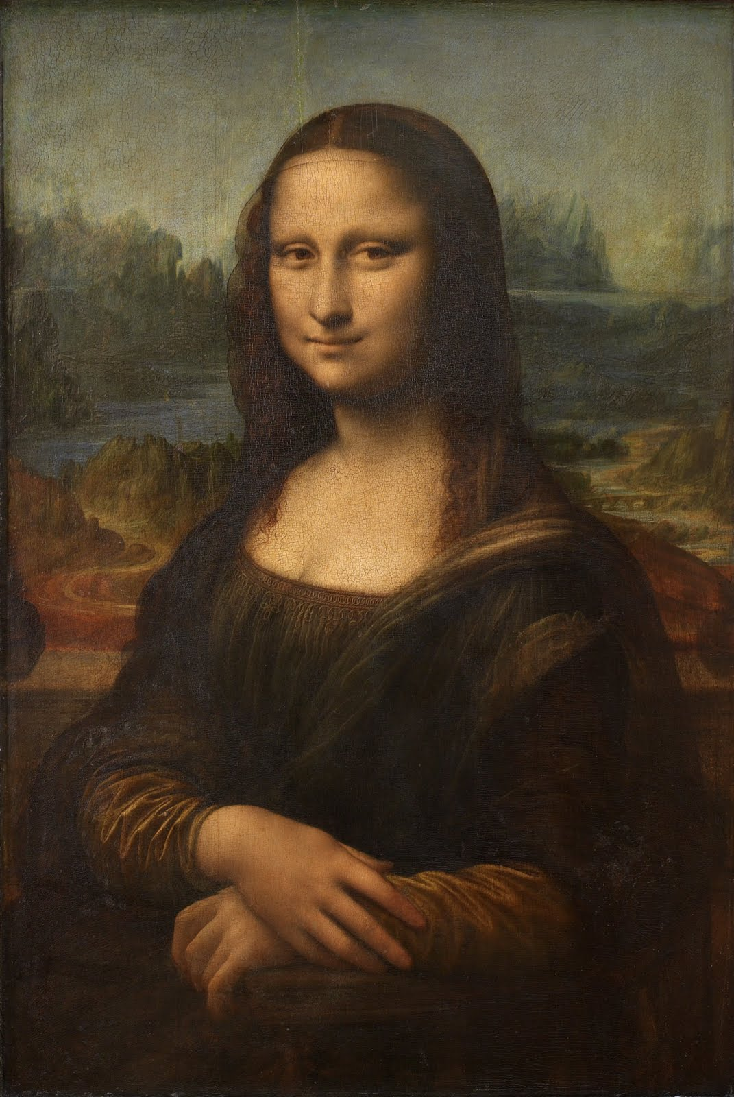 Et plusieurs gar ns de musée sont chargés de veiller sur le mystérieux visage de Mona Lisa devant lequel ont défilé 8 5 millions de personnes en 2008