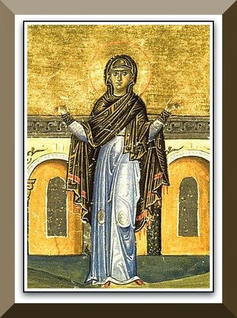 Saint Amma Syncletice