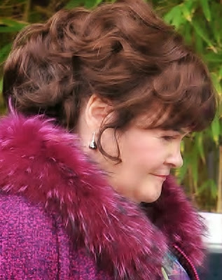 Beautiful New style for Susan Boyle