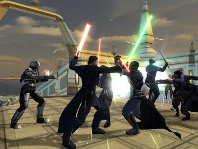 Star Wars: Knights of the Old Republic Screenshots 2
