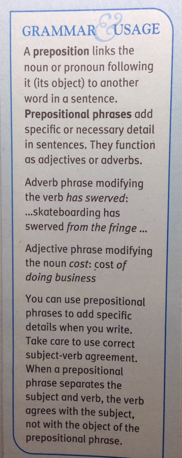 Middle School Linguistics Strand 1grammar Lesson 18 Pps And