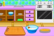 Hanımın Yaptığı Kek Oyunu