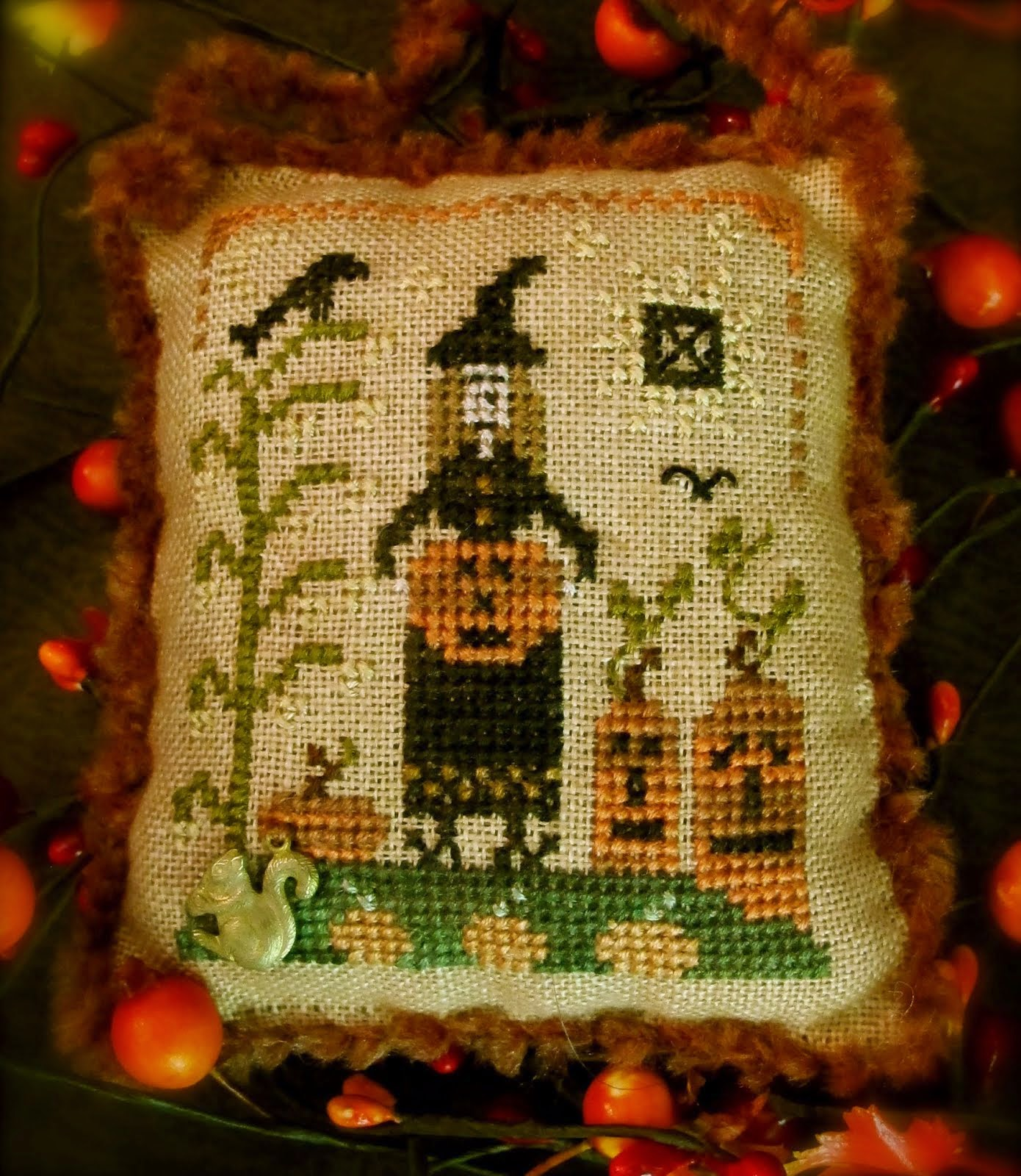 """Pumpkin Gatherer"" - $6.00"