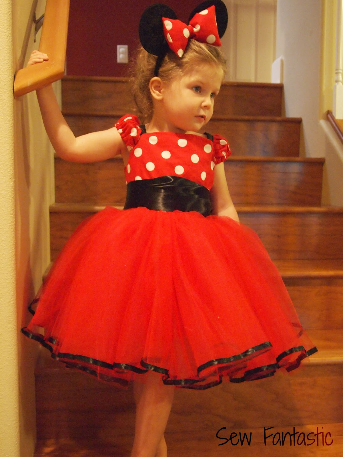 Sew fantastic minnie mouse miracle - Minni et mickey ...