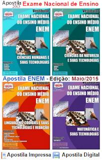Apostila edital enem 2015 download pdf Baixar