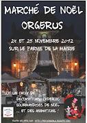 Cette année, le Marché de Noël d'Orgerus aura lieu (mdn affiche)