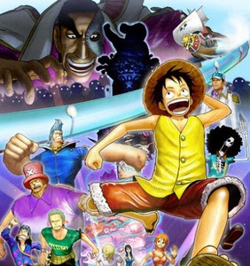 One Piece 3D Gekisō