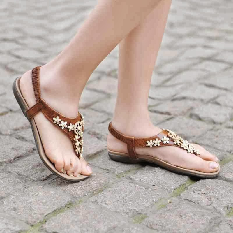 Innovative Latest Collection Of Flat Sandals 2015 For Women