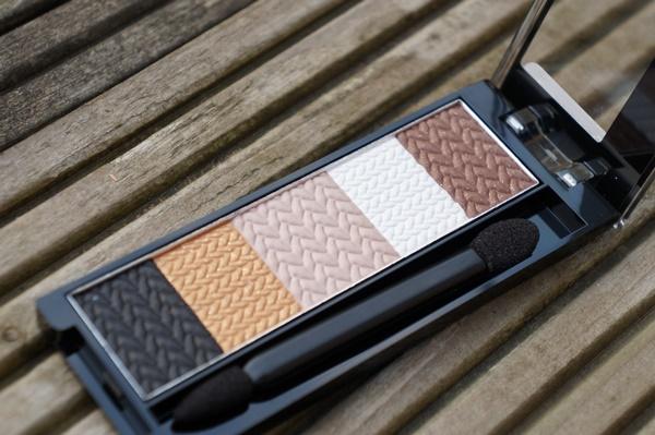 Customisation De Palette : Revlon Gold Spun Custom Eyes Palette Review - Beautyill