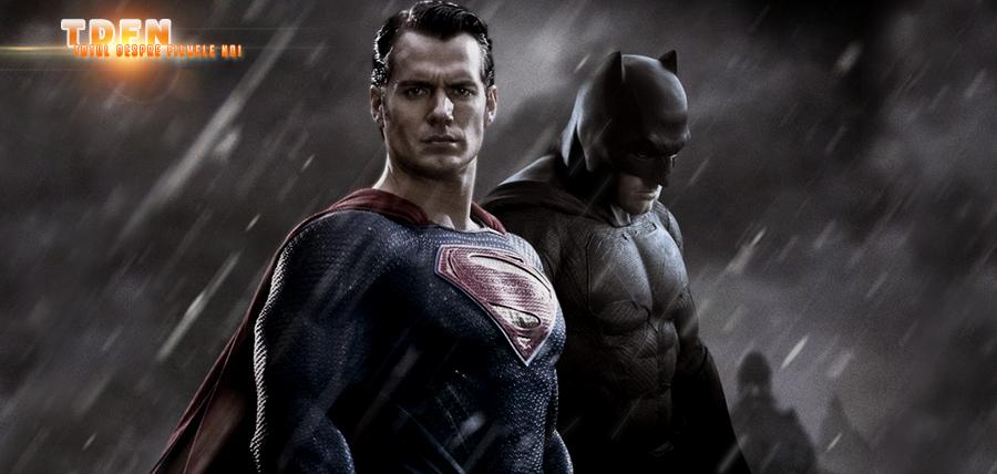 BATMAN V SUPERMAN: DAWN OF JUSTICE: O Nouă Imagine Oficială Cu Fantasticul BATMOBIL