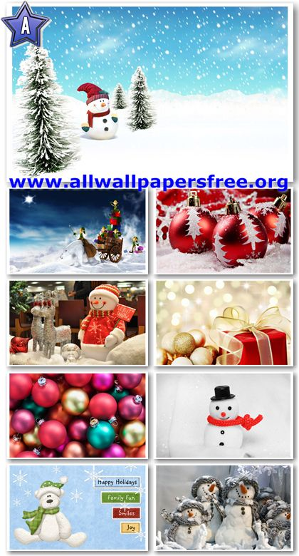 390 Beautiful Christmas Wallpapers 2560 X 1600