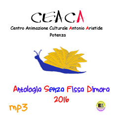 Antologia Senza Fissa Dimora - 2016