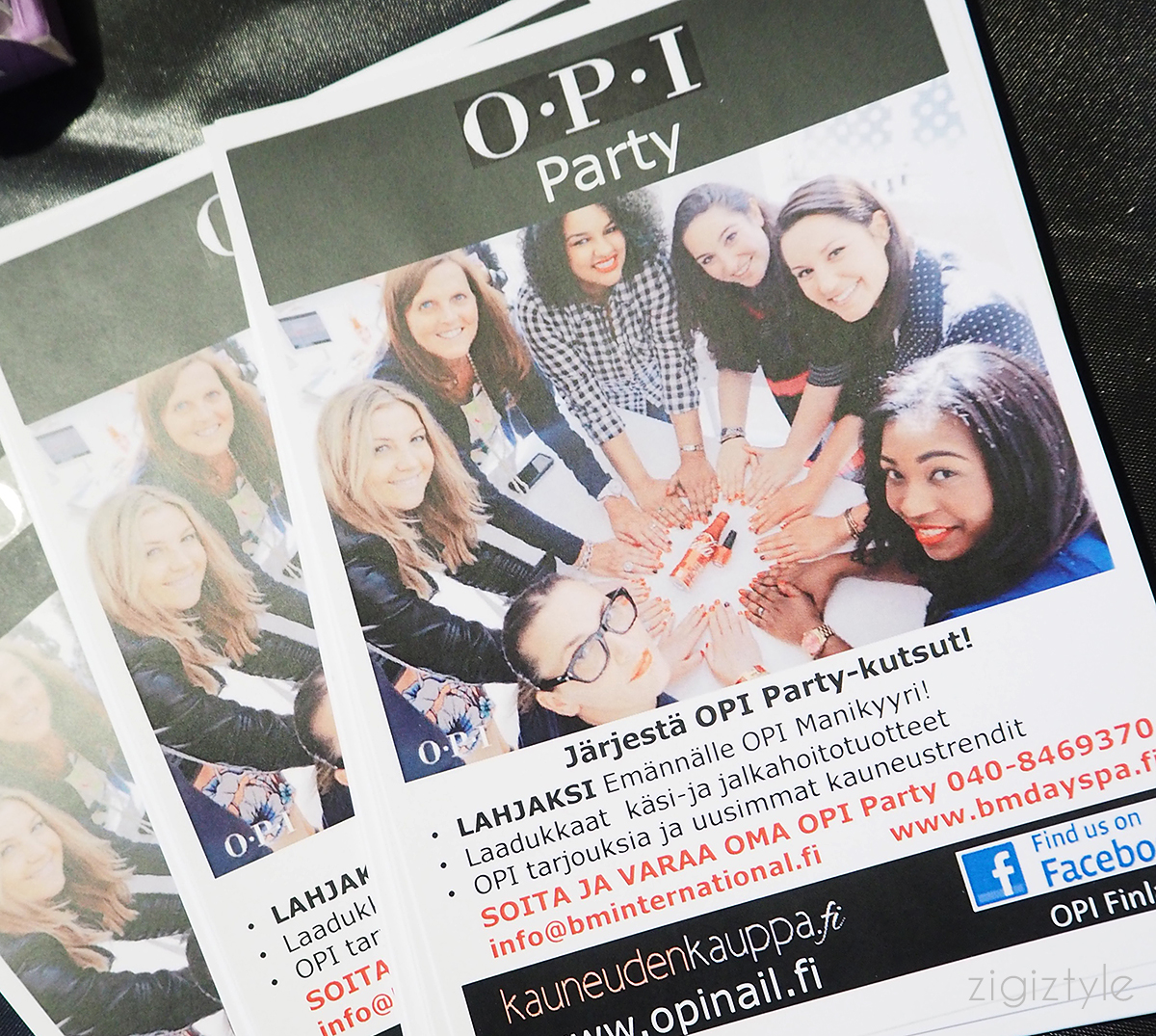OPI-Party