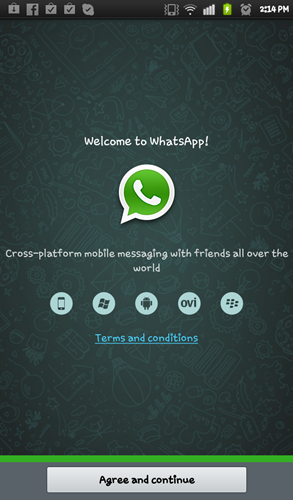Easy Way Install Messenger Whatsapp In Android