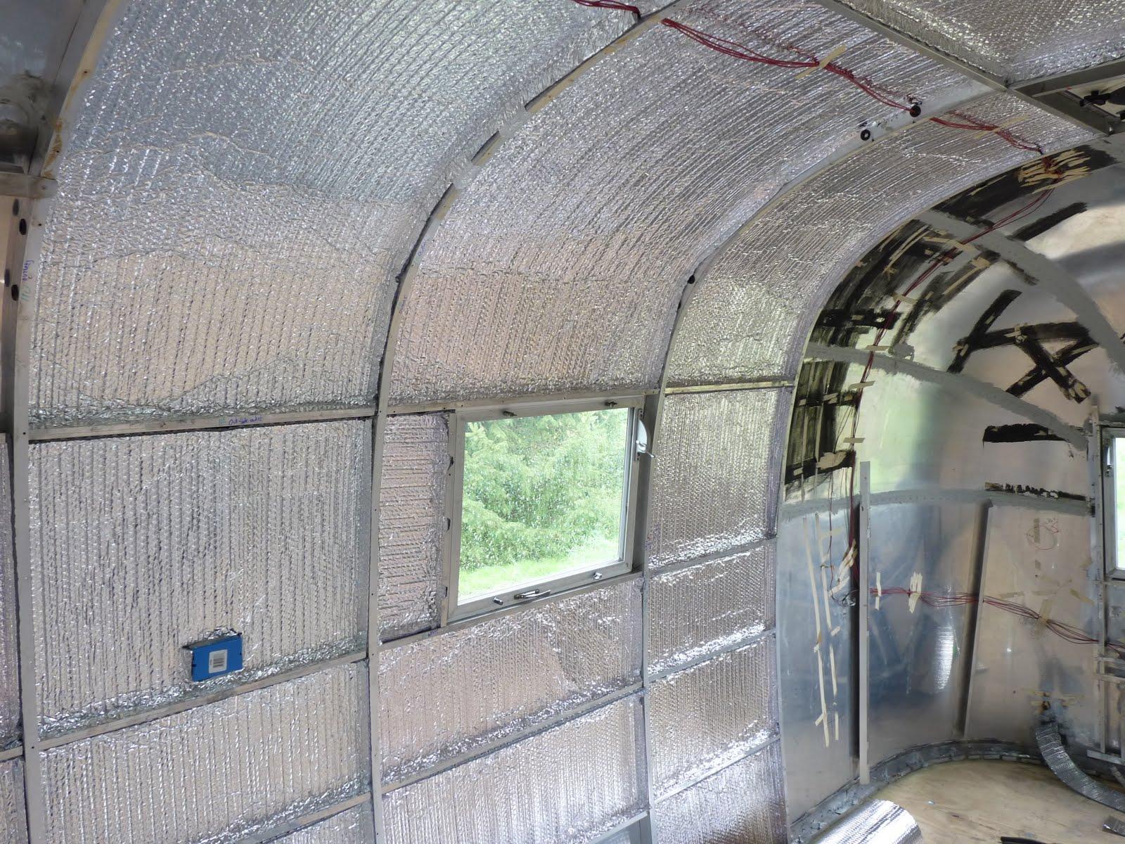 The Midllife Crisis 1960 Airstream Restoration July