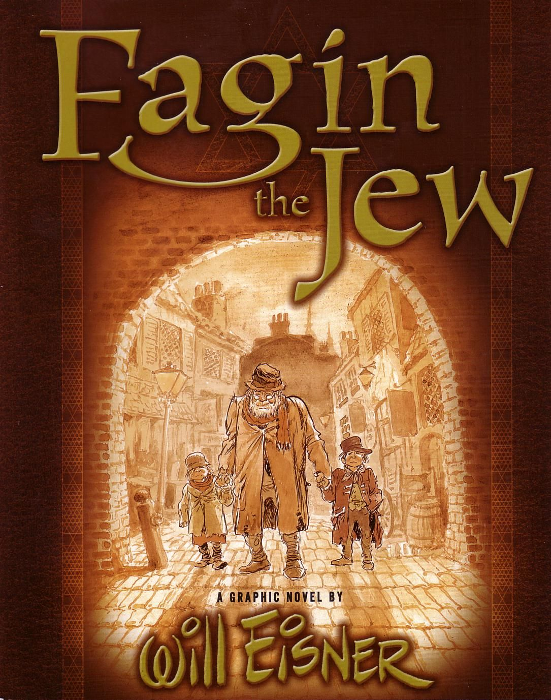Fagin the Jew - Will Eisner