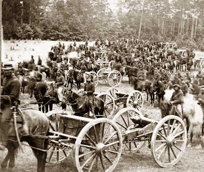 first shots mark 150 years since start of US civil war