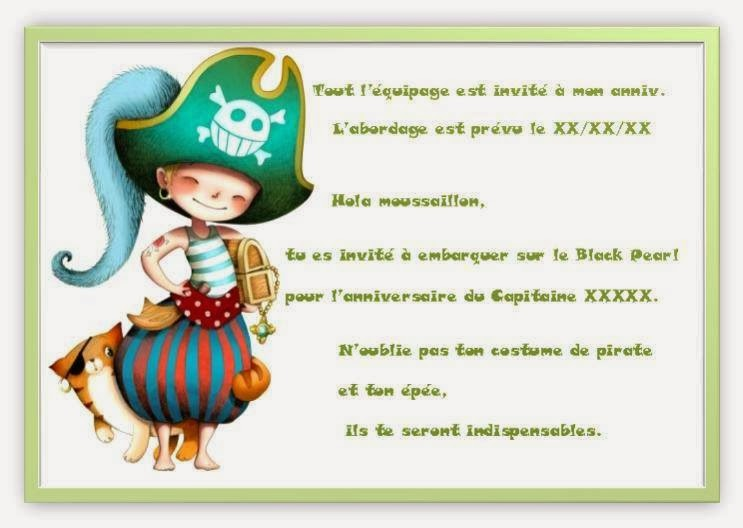Modele Invitation Anniversaire Garcon 7 Ans Document Online