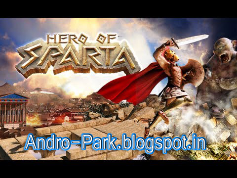 Hero Of Sparta Full version (Apk+Data)