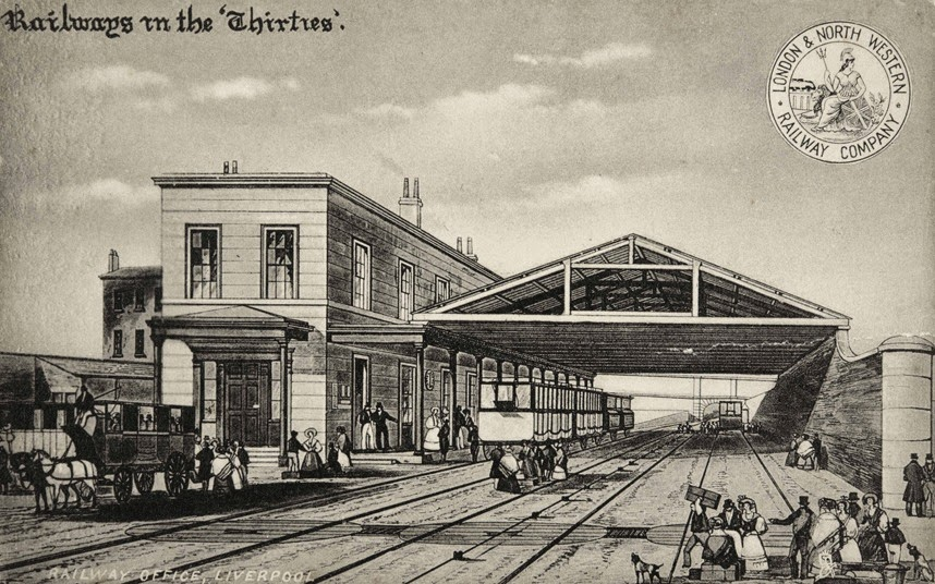 ENGLAND'S HISTORIC RAILWAY STATIONS
