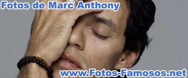 Fotos de Marc Anthony