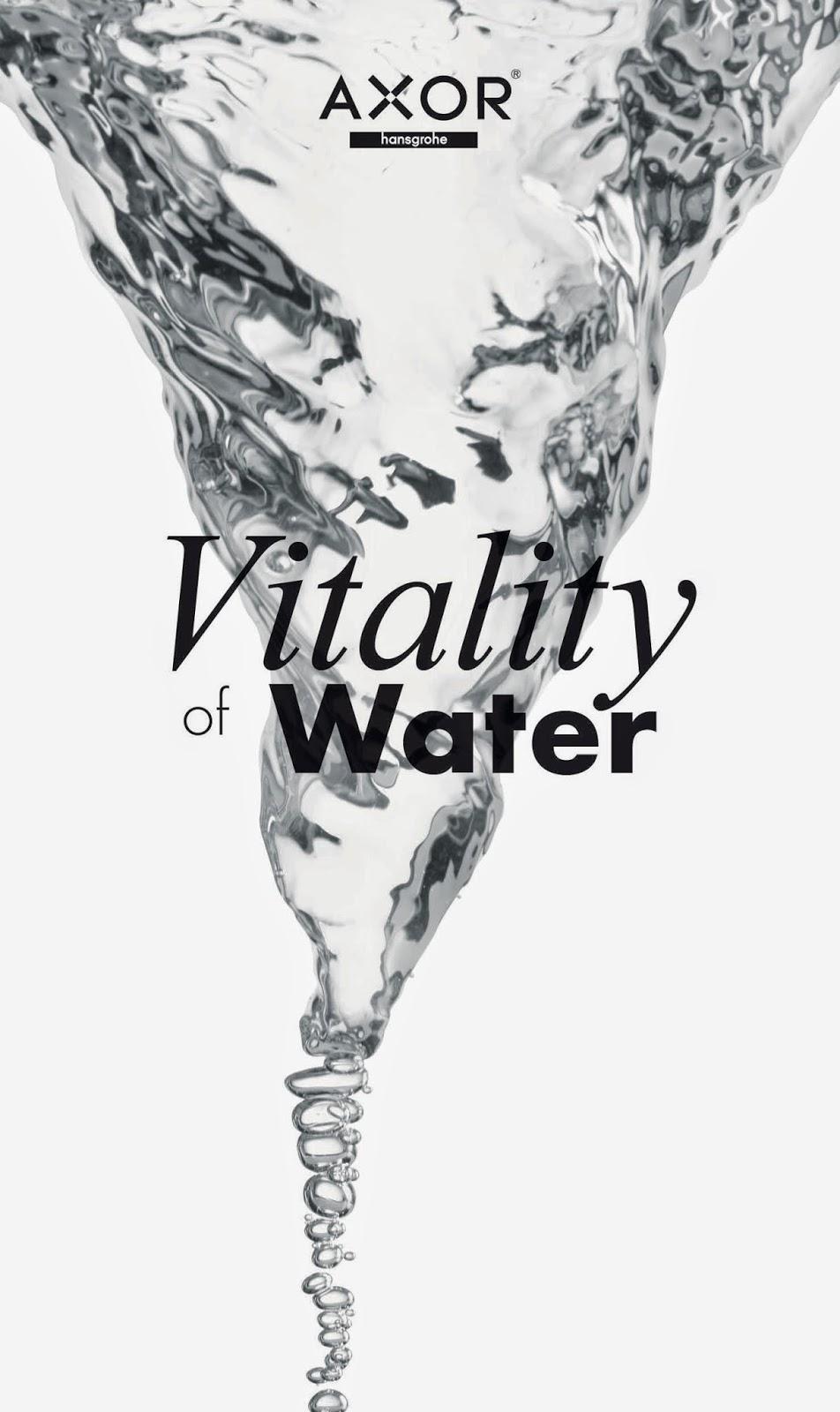 Axor Starck V Vitality of Water