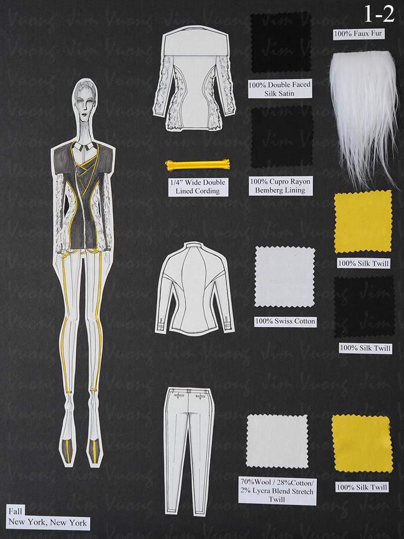 Fashion Institute Of Technology Portfolio Design Test