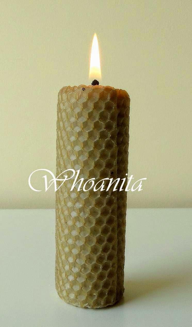 woskowe świece, świece