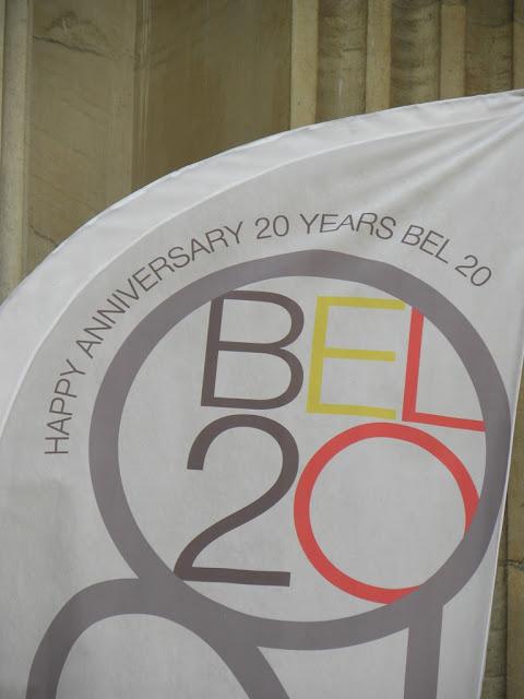 Beurs Brussels Bel20