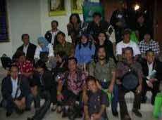 Pertemuan Penyair Nusantara IV di Brunei