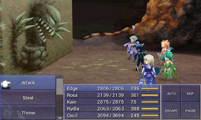 FINAL FANTASY IV v1.5.4 MOD APK + Data Android