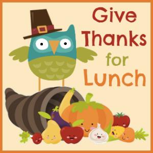 Bento Bloggers & Friends: Thanksgiving Bento Link Party!