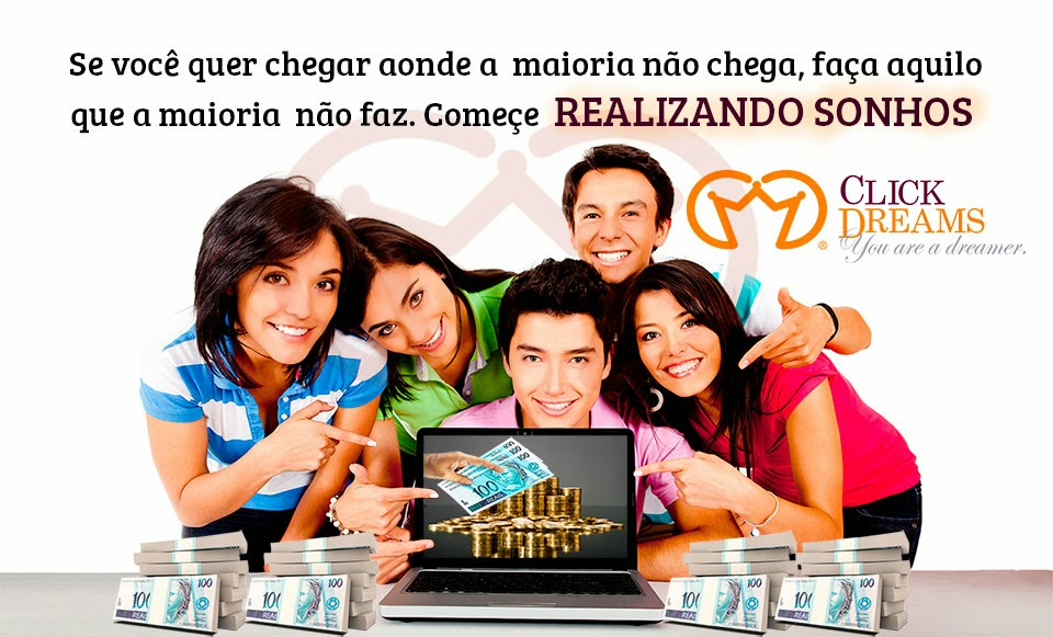 Plano de Marketing Completo da Click Dreams