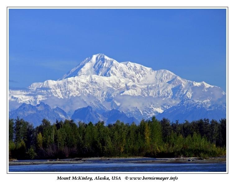 Mt. McKinley.