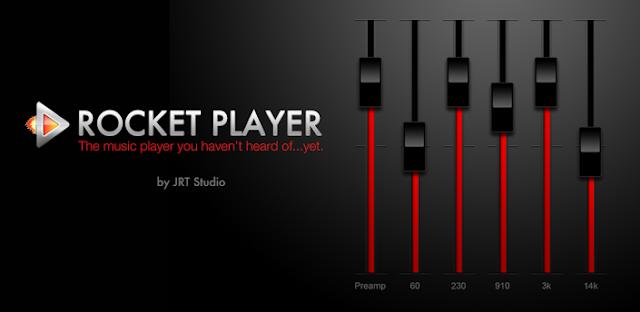 Rocket Music Player Premium v1.7.0