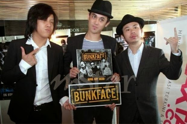 Penganjur Konsert Antarabangsa Layan Bunkface Seperti Sampah
