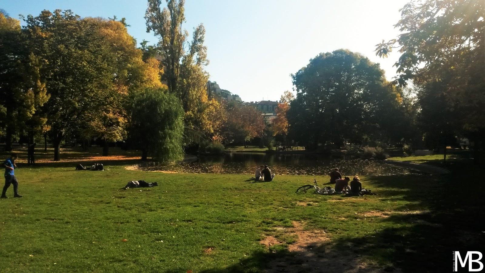 Montpellier una citt da scoprire nel sud della francia - Esplanade charles de gaulle ...