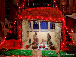 Christmas, Kasaragod, Kerala,  Yeshu, Celebration, Message, Star, Birthday, Cake, Malayalam News, Kerala Vartha, Malayalam Bartha, Kerala News