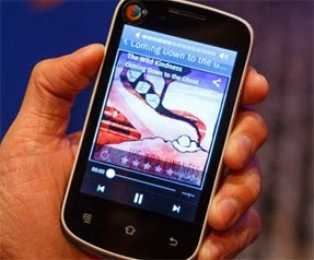 25 dolarlık akıllı telefon firefox os