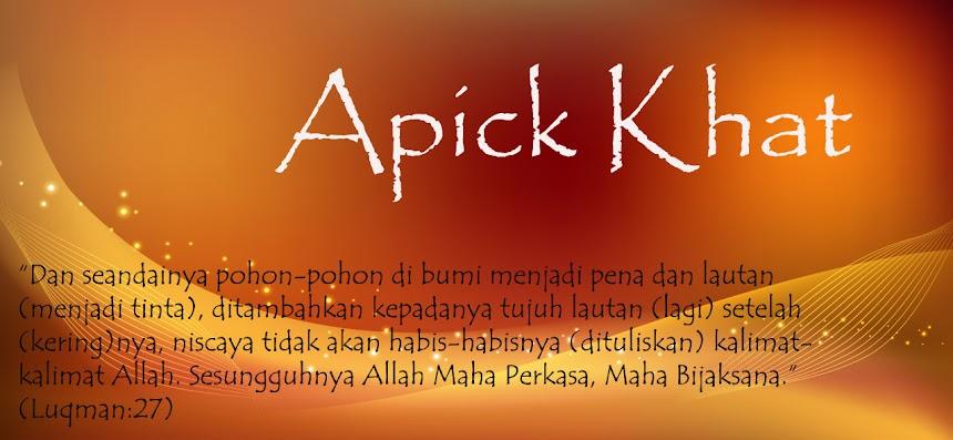 Apick Khat