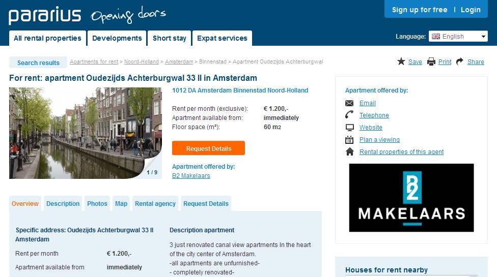 Informationen über Wohnungsbetrug | informations about ...