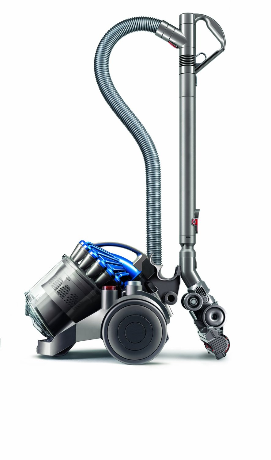 amazon dyson dc23 turbinehead canister vacuum 30 off. Black Bedroom Furniture Sets. Home Design Ideas