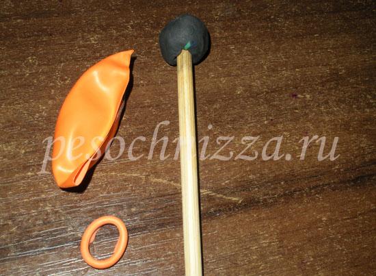 Палочки для барабана своими руками