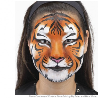 Day 29 - Face Painting Tutorials | Shipwrecked On Fabulous Island