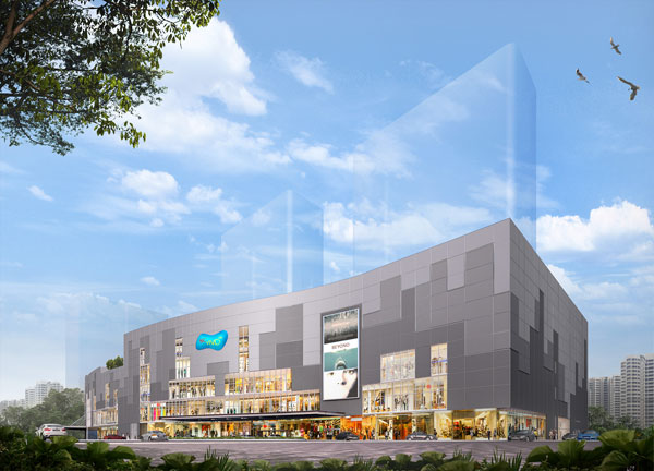 SC VivoCity - One-Stop Family Lifestyle Destination Mall