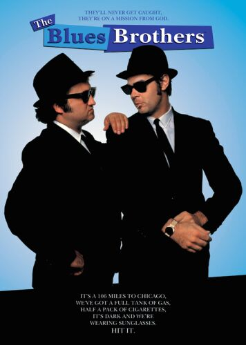... of your favorite movies! [THE BLUES BROTHERS screens Saturday February ...
