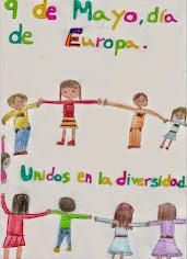 Nuestro cartel conmemorativo día de Europa