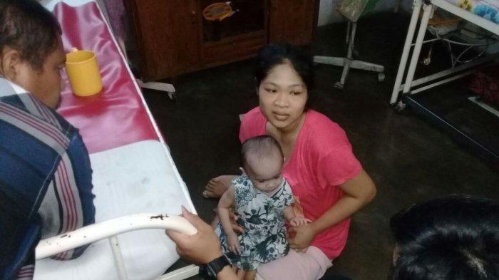 Ditinggal Suami, Roswita Lase Tega Buang Bayinya ke Sungai