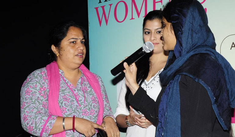 varalaxmi sarathkumar celebrates woman