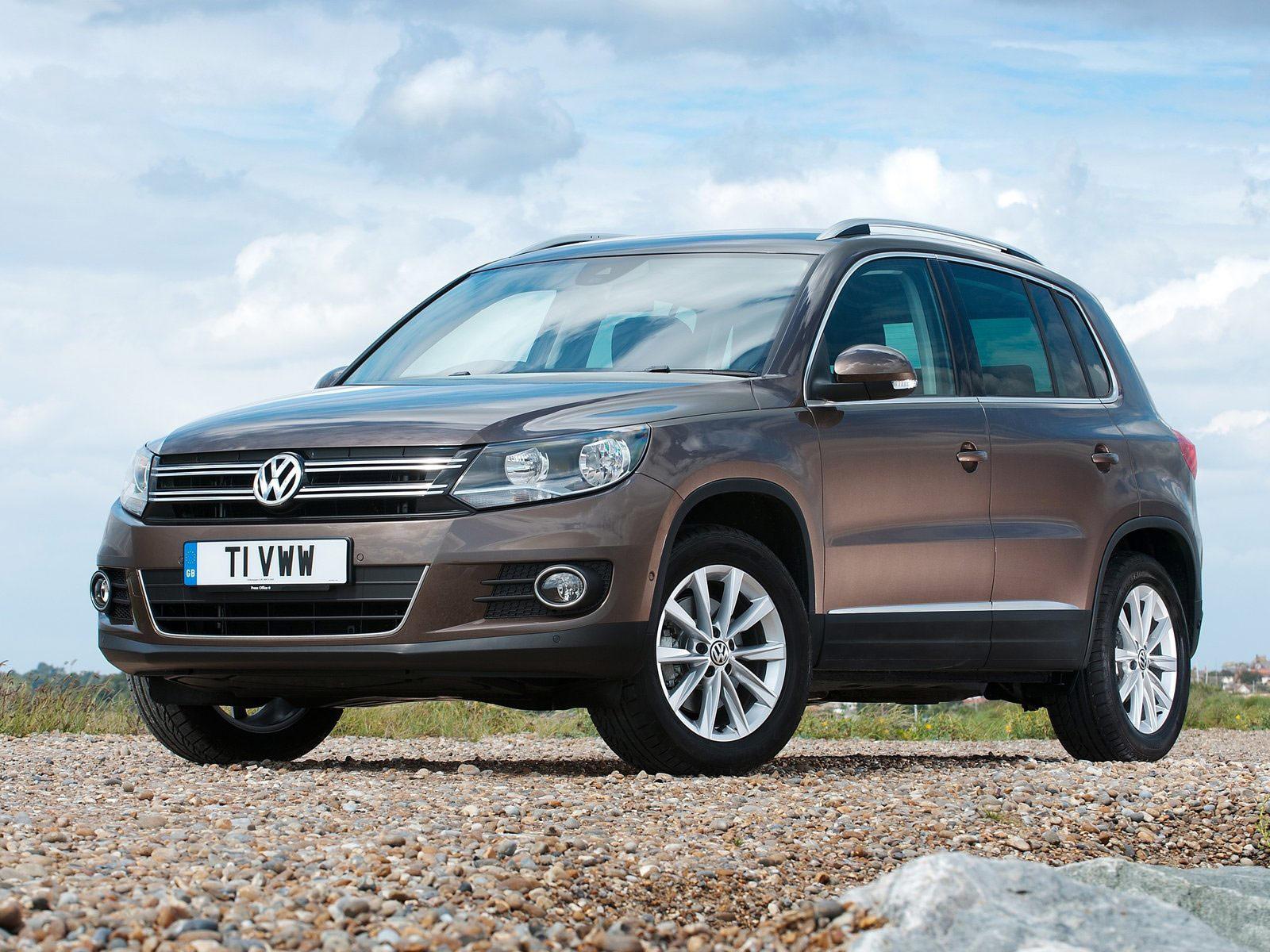 2012 Vw Tiguan Volkswagen Wallpapers Review Features